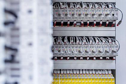 Thimmtherm elektrische Heizungssysteme, Schalt- und Steueranlagen sowie Prozessleitsysteme