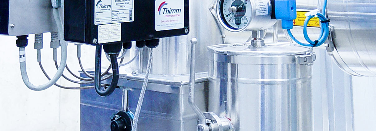 Thimmtherm trace heating & process Solutions